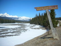 Free Canadian Rockies Royalty Free Stock Photography - 8393807