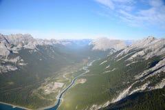 Canadian rockies Stock Photos