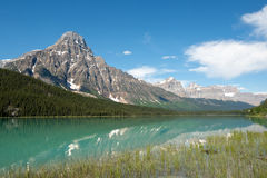 Canadian Rockies in Banff National Park, Alberta, Canada Stock Images