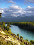 Canadian Rockies, Banff National Park Royalty Free Stock Image