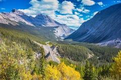Canadian Rockies, Banff National Park royalty free stock image