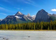 Canadian Rockies Royalty Free Stock Image