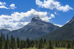 Canadian Rockies, Canada Royalty Free Stock Photos