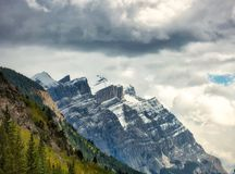 Canadian Rockies royalty free stock images