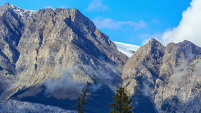 Canadian Rockies stock video