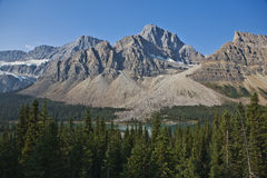 Canadian Rockies - Jasper National Park Stock Photo