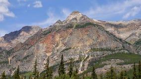 Canadian Rockies Stock Photo