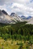 Canadian rocky mountains stock photos