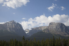 Canadian Rocky Mountains, British Columbia, Canada Stock Photos