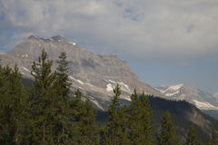 Canadian Rocky Mountains, British Columbia, Canada Royalty Free Stock Images