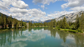 Canadian Rocky Mountains Royalty Free Stock Images