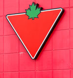 Canadian Tire Royalty Free Stock Photography