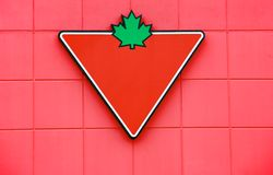 Canadian tire Stock Image