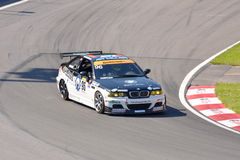 Canadian Touring Car Championship Royalty Free Stock Photos
