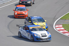 Canadian Touring Car Championship Royalty Free Stock Photography