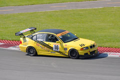 Canadian Touring Car Championship Royalty Free Stock Image