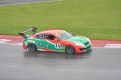 Canadian Touring Car Championship Stock Images