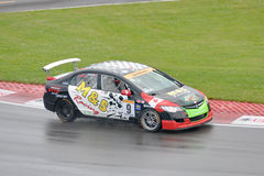 Canadian Touring Car Championship Royalty Free Stock Photo