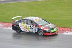 Canadian Touring Car Championship Royalty Free Stock Photo