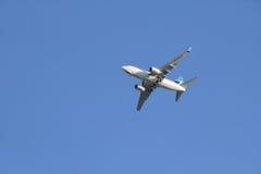 Canadian Westjet Landing Royalty Free Stock Image