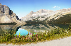 Canadian Wilderness, Banff national Park Royalty Free Stock Photos