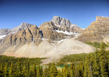Canadian wilderness, Banff National Park Stock Photo