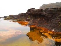 Canaima国家公园 委内瑞拉 免版税库存照片