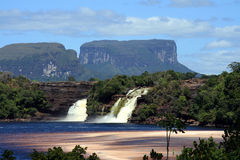 Canaima Royalty Free Stock Images