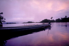 Canaima at Dusk Royalty Free Stock Photography
