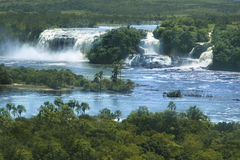 Canaima Laguna Royalty Free Stock Images
