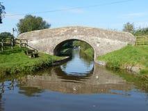 Canais de Galês em Reino Unido Foto de Stock Royalty Free