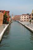 Canais de Veneza Foto de Stock Royalty Free