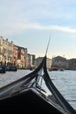 Canais de Veneza Fotografia de Stock