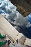 Canais e rios de St Petersburg Foto de Stock