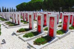 Canakkale Martyrs el monumento fotos de archivo libres de regalías