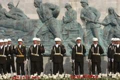 Canakkale Martyrs el monumento Imagen de archivo