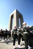 Canakkale Martyrs el monumento Fotografía de archivo