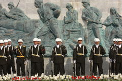 Canakkale Martyrs Memorial Stock Image