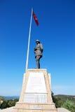 Canakkale Monument Conkbayiri Stock Photography