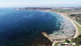 Canakkale, Turkey, Morto Bay, Morto Cove royalty free stock photos