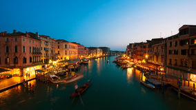 Canal à Venise photo libre de droits