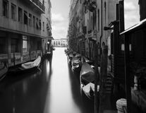 Canal à Venise. Photos stock