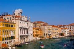 Canal à Venise, Italie Photo libre de droits