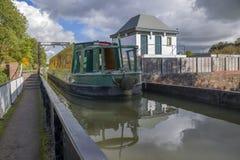 Canal Foto de Stock Royalty Free