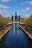 Canal Fotografia de Stock Royalty Free