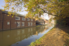 Canal Royalty Free Stock Image