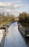 Canal Photographie stock libre de droits