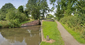 Canal Royalty Free Stock Photography