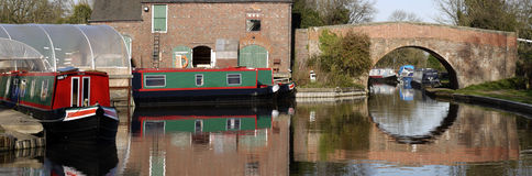 Canal Royalty Free Stock Photos