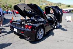 Canal adutor de Sonoma do desafio de Ferrari Imagem de Stock